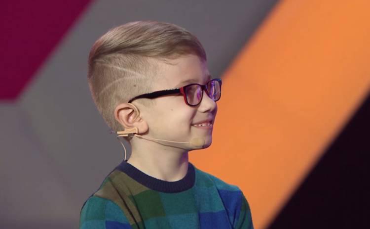 Дивовижні люди: канал «Украина» познакомил с уникальным мальчиком-мнемоником