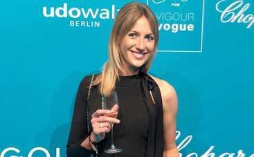 В боди и мехах: Леся Никитюк соблазняет поклонников в Сети