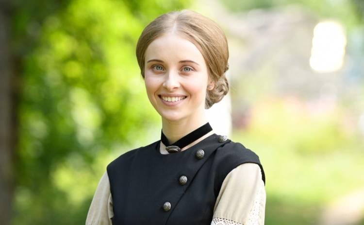 Звезда «Крепостной» Анна Сагайдачная: Я не стараюсь быть ангелом