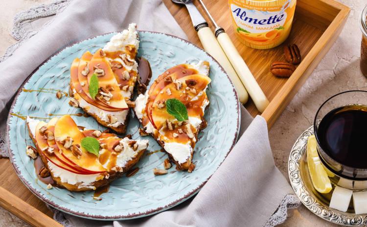 Знакомимся с французской кухней: тосты с яблоками (рецепт)