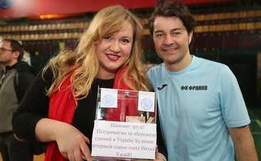 Звезда «Крепостной» организует благотворительный футбольный турнир