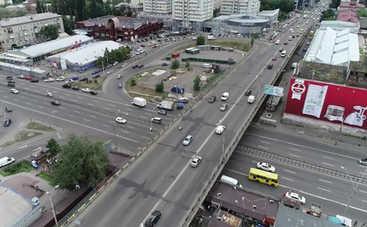 Объявлена дата сноса Шулявского моста и альтернативные пути объезда