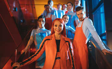 TARABAROVA сняла настоящий музыкальный мюзикл в киевском отеле