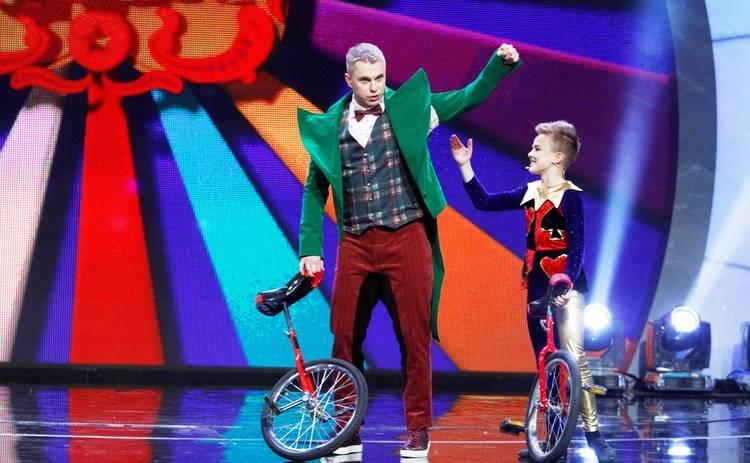 Андрей Доманский станет баскетболистом, Пушкиным и… женщиной!