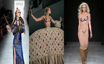 Интимная мода: 15 невероятных работ модельеров