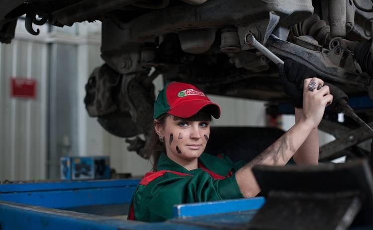 Что можно починить в автомобиле без помощи автосервиса