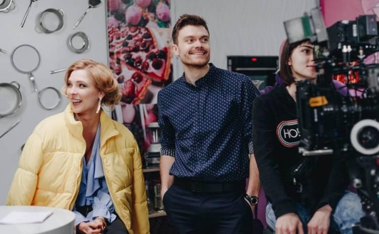 Канал «Украина» снимает фильм «Соленая карамель» о непростой жизни женщины