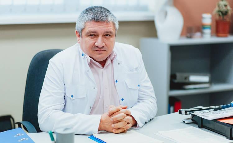 Популярный украинский актер стал главврачом