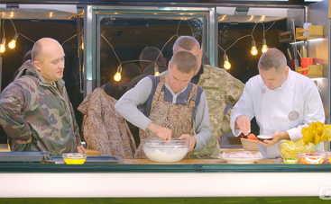 «Страва честi» на СТБ: запекаем сома в глине или соленом панцире