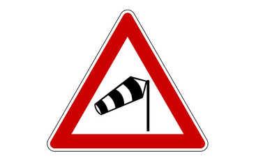 Сильный ветер на улице: правила безопасности для автомобилиста