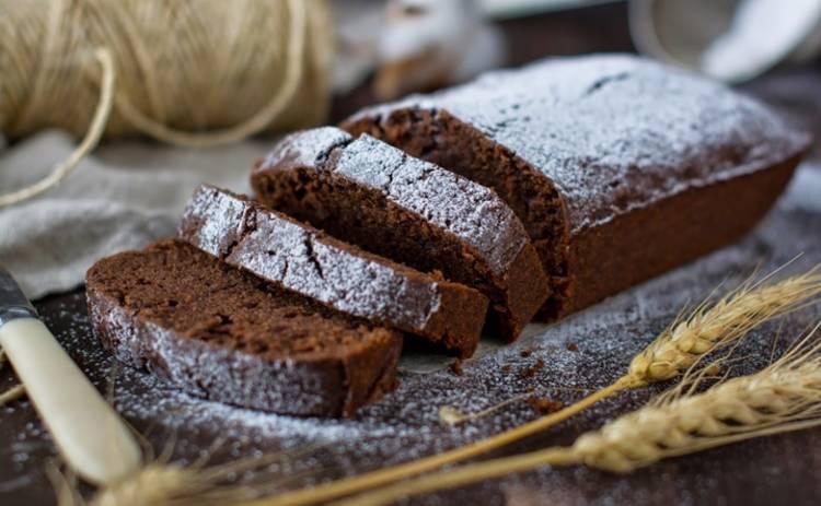 Вау, вкуснятина! Постный шоколадный кекс (рецепт)