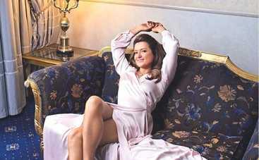 Стильная и сексуальная! Наталья Могилевская предстала в пикантном образе