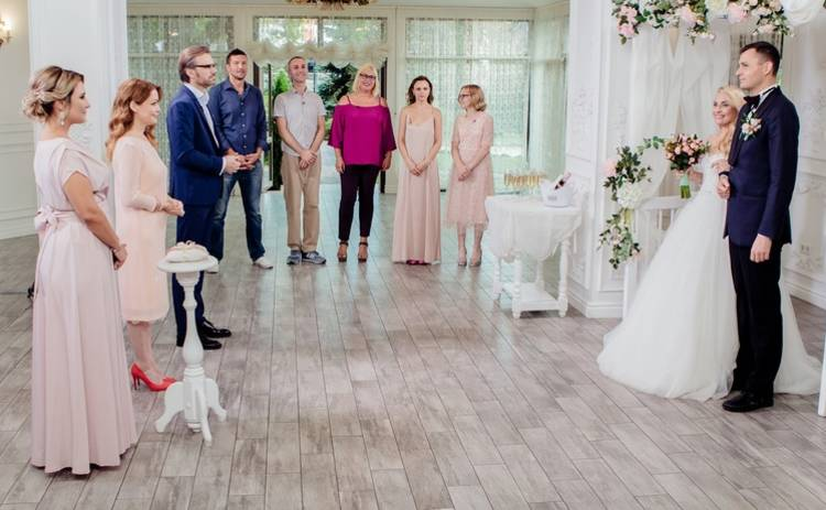 Одруження наосліп-5: смотреть 9 выпуск онлайн (эфир от 19.03.2019)