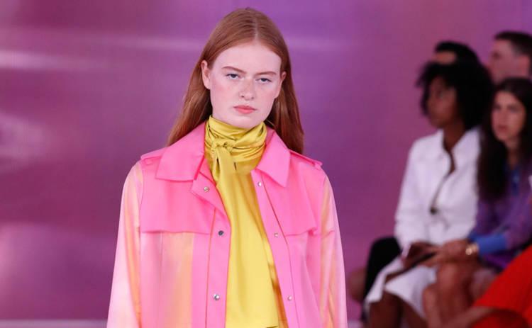 Тренды весны-2019: цвета, костюмы и складки
