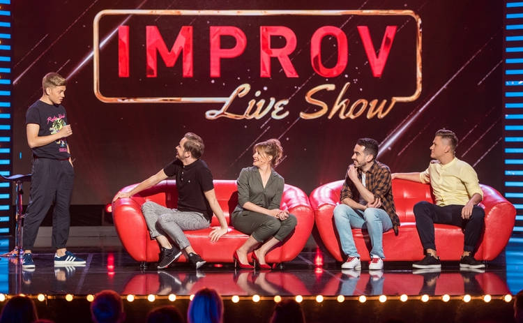 Improv Live Show: смотреть выпуск онлайн (эфир от 29.03.2019)