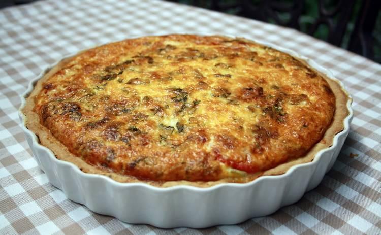 Деревенский картофельный пирог (рецепт)