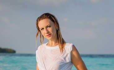 Жутко: Леся Никитюк попробовала экстремальный массаж