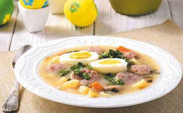Пасха 2019: Традиционный польский пасхальный суп (рецепт)