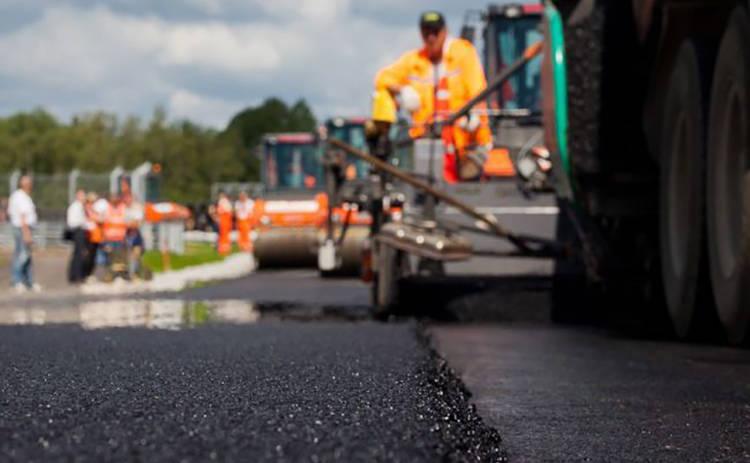 Украинские водители смогут следить онлайн за ремонтом дорог