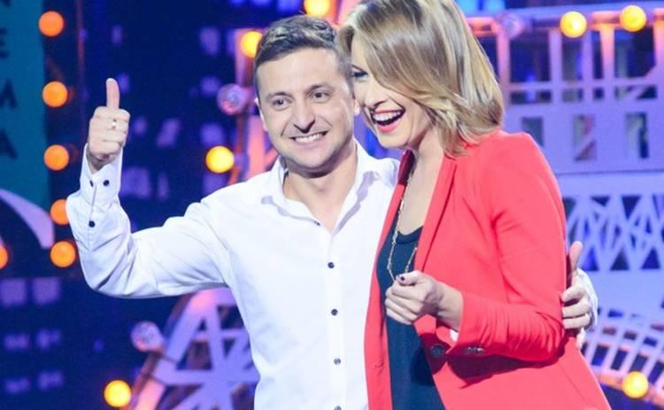 Елена Кравец откровенно рассказала об отношениях с Владимиром Зеленским