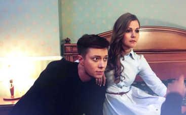 Канал «Украина» снимает новый фильм со звездой сериала «Тайная любовь»
