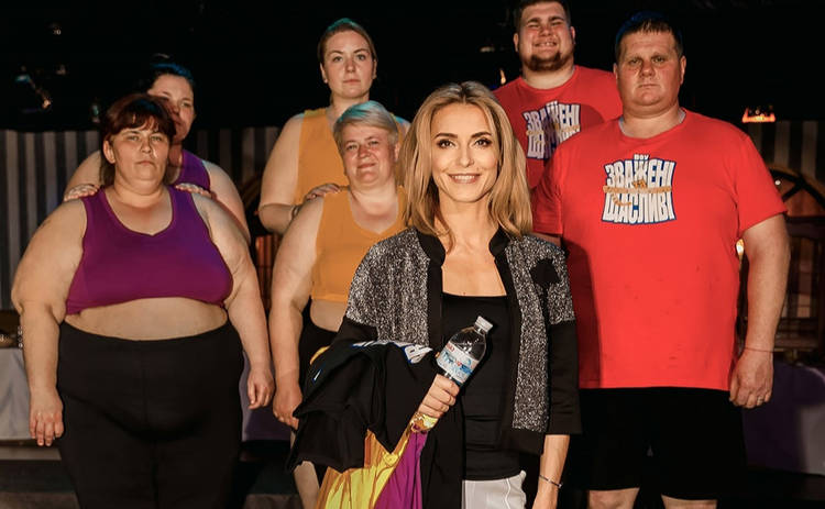42-летняя участница шоу «Зважені та щасливі-8» в восьмой раз станет мамой