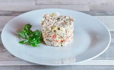 Пасха 2019: салат «Столичный» (рецепт)