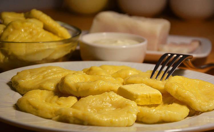 Вкуснятина! Постные ленивые вареники с картофелем (рецепт)