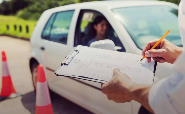 Практический экзамен будущих водителей будут фиксировать на 4 видеокамеры