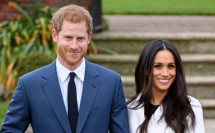 Принц Гарри и Меган Маркл скрывают от публики информацию о рождении ребенка