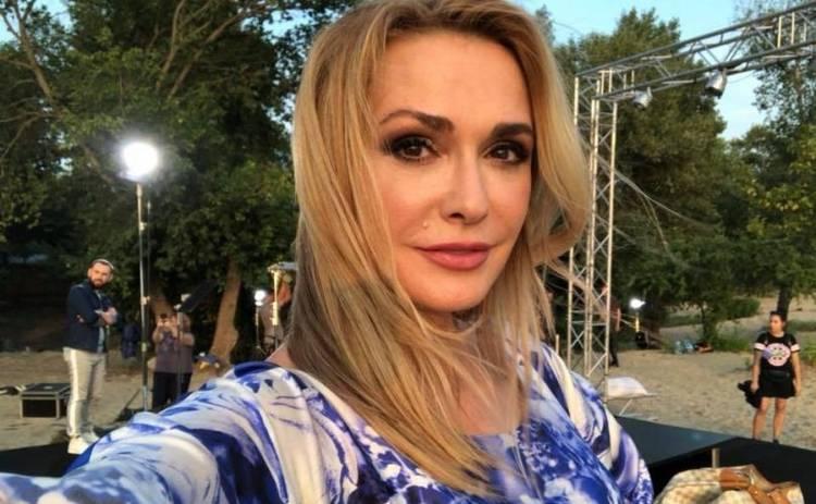 Жемчужина Украины: Ольга Сумская покорила цветущим внешним видом