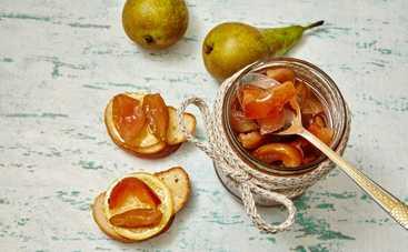 Варенье из груш (рецепт)