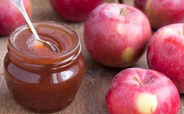 Яблочное пюре с имбирем (рецепт)