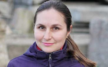 Журналистку ICTV наградили Казацким крестом первой ступени