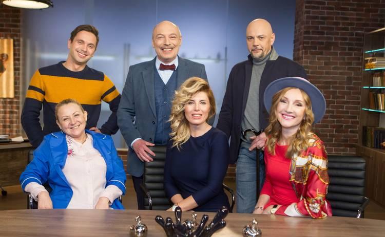 Анонсы канала «Украина» на неделю с 15 по 21 апреля 2019 года
