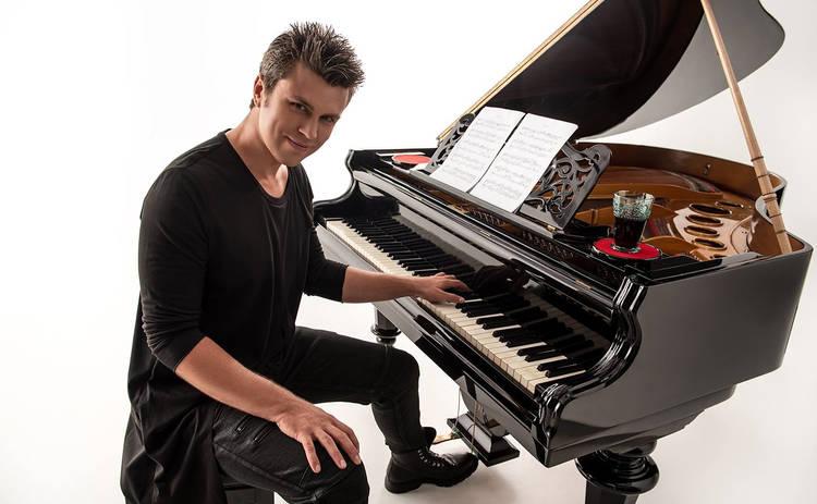 Пианист-виртуоз Евгений Хмара во второй раз стал отцом