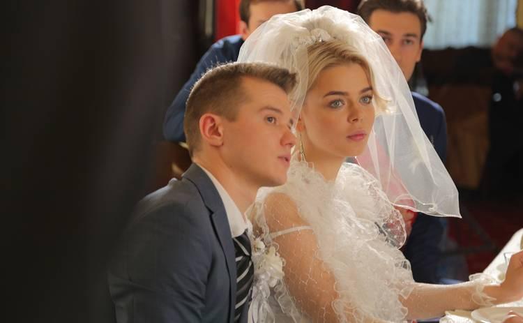 Алина Гросу вышла замуж: эксклюзивные фото со свадьбы