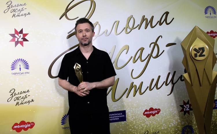 Сергей Бабкин стал певцом года по версии легендарной премии