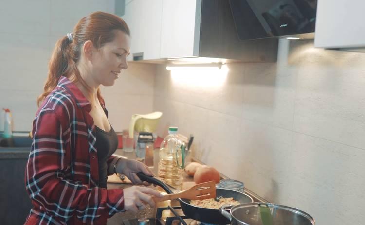 Салат с рисом и овощами для всей семьи (рецепт)
