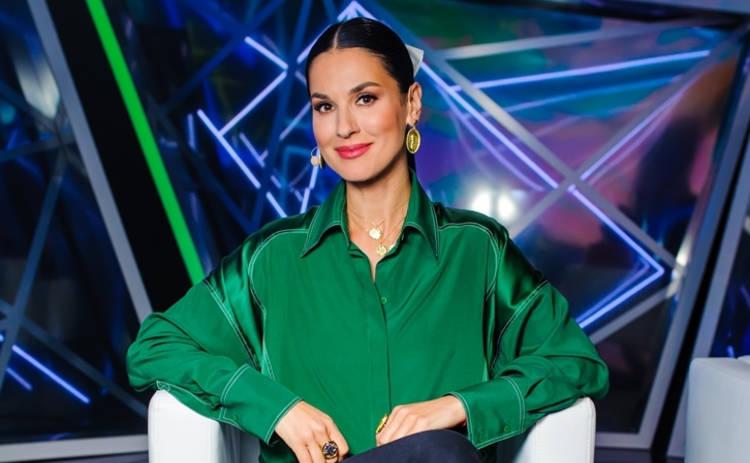 Маша Ефросинина восхитила публику образом в мини-платье за 270 тысяч гривен