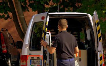 Украинские специалисты разработали собственный автомобиль скорой помощи