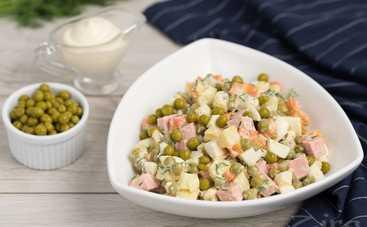 Пасха 2019: как правильно хранить «Оливье» и другие салаты с майонезом