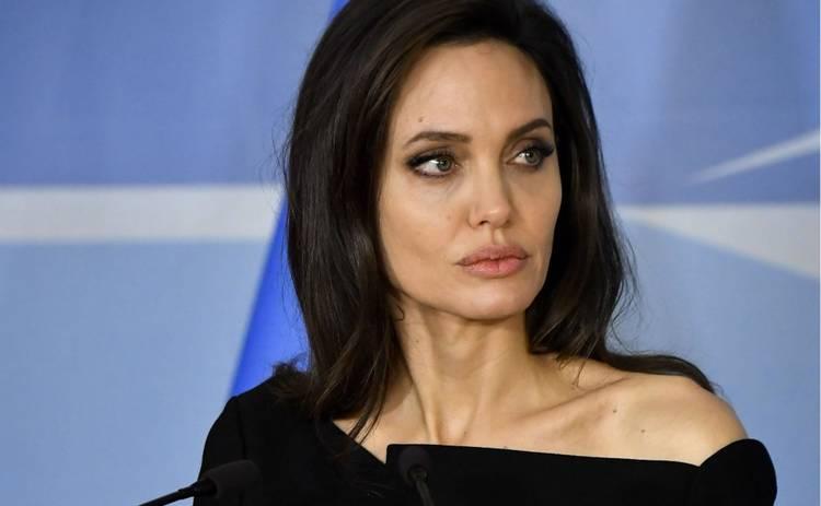Исхудавшая Анджелина Джоли составила завещание