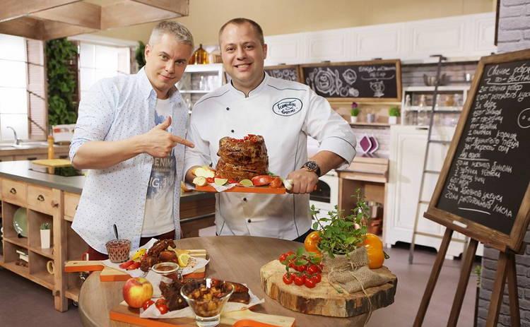 Готовим вместе: Блюда из свиных ребер (эфир от 05.05.2019)