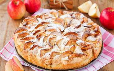 Пирог с яблоками «Нежность»
