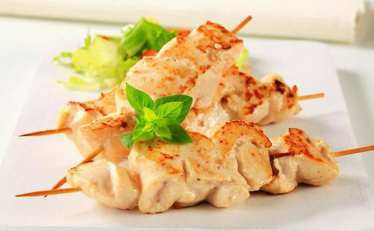 Самый мягкий и сочный куриный шашлык (рецепт)