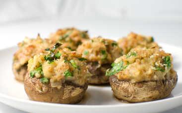Закуска из грибов и овощей