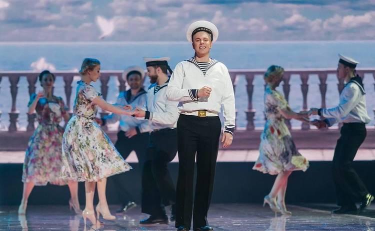 Андрей Доманский станет моряком