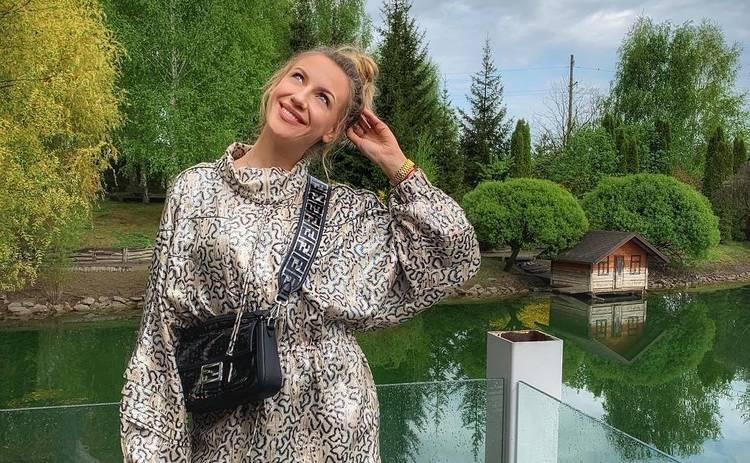 Не узнала звезду! Леся Никитюк очаровала известного британского исполнителя