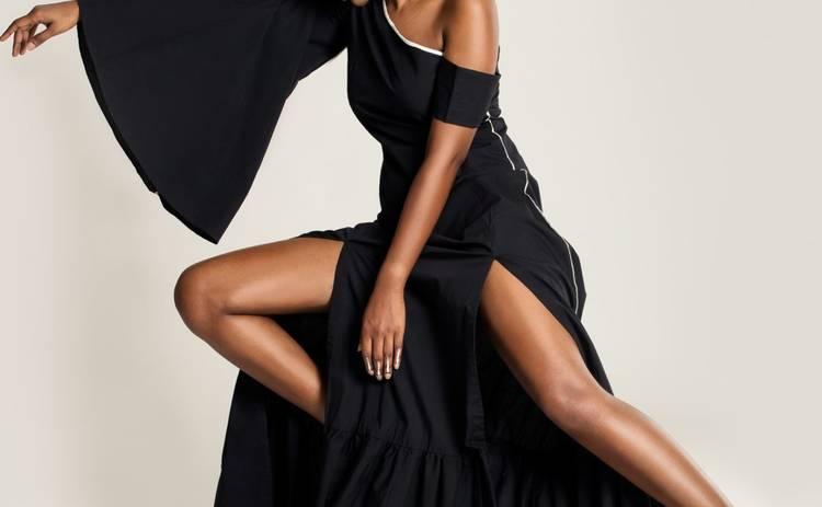 Маленькое черное платье на выпускной: стильные варианты